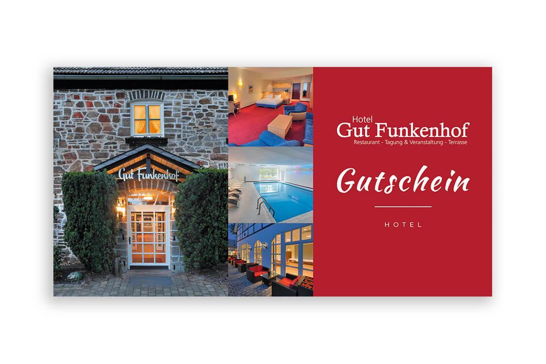 Hotel-Gutschein 150