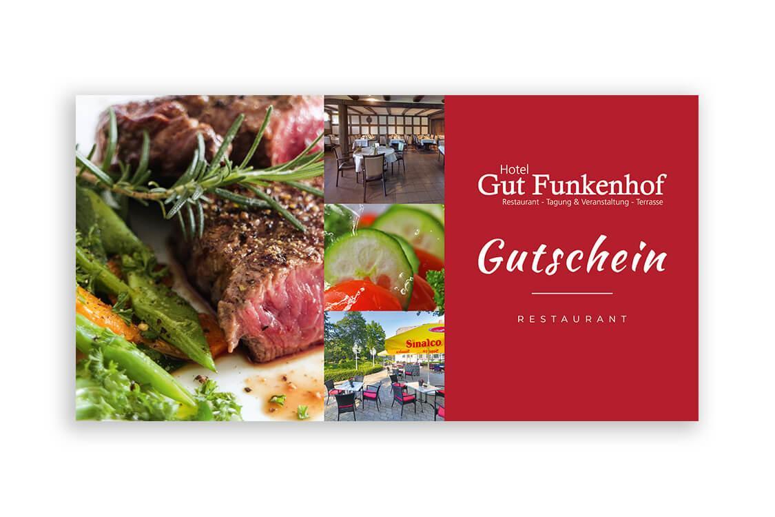 Restaurant-Gutschein 50